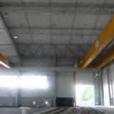hale z płyty warstwowej