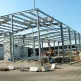 Hala przemysłowa budowa